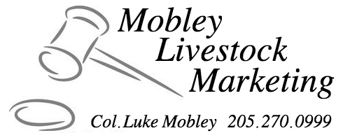 Mobley Livestock Marketing logo