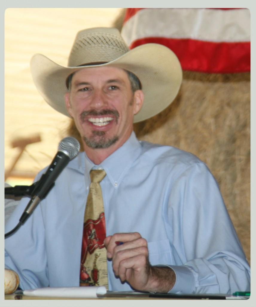 Arkansas Auctioneer Luke Mobley Bull Sale